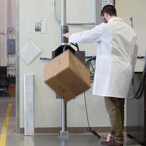 Drop Testing ASTM D4169